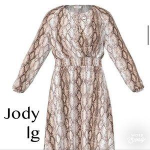 Pretty Jody dress by LuLaRoe. Brand new